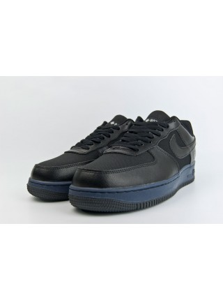 Кроссовки Nike Air Force 1 Low Gore-tex Black / Navy