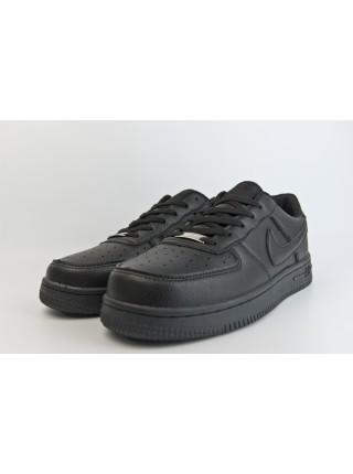 Кроссовки Nike Air Force 1 Low Triple Black cheap