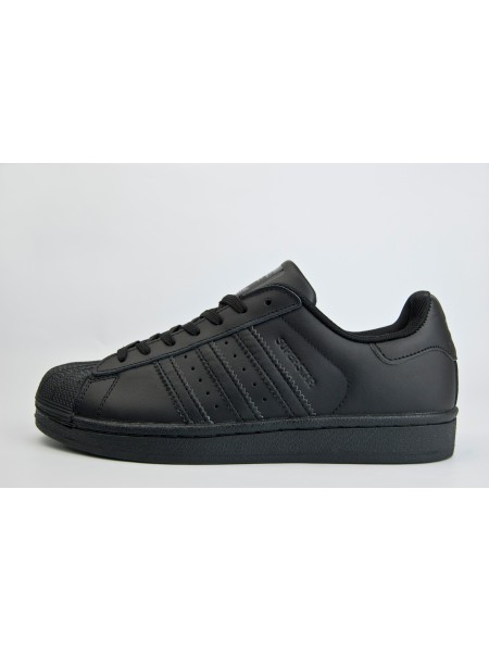 Кроссовки Adidas SuperStar Wmns Triple Black