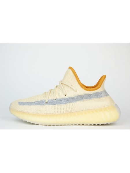 Кроссовки Adidas Yeezy 350 boost v2 Yellow