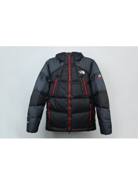куртка зимняя The North Face Black / Red
