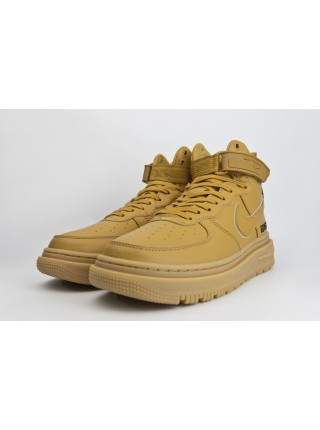 Кроссовки Nike Air Force 1 GTX Boot Flax