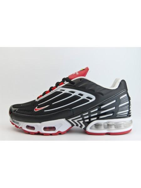 Кроссовки Nike Air Max Plus 3 Tn Black / Red / White