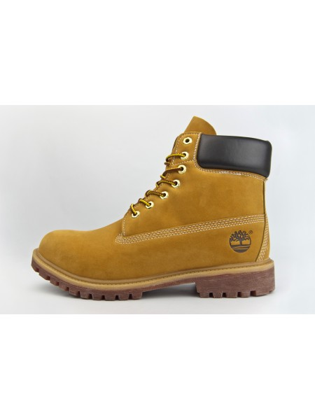 ботинки Timberland Yellow