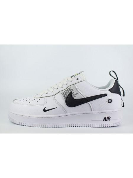 Кроссовки Nike Air Force 1 Low 07 LV8 White / Black