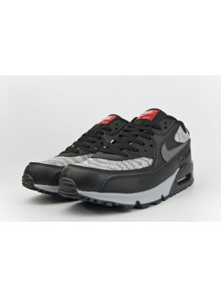 Кроссовки Nike Air Max 90 Black / Grey