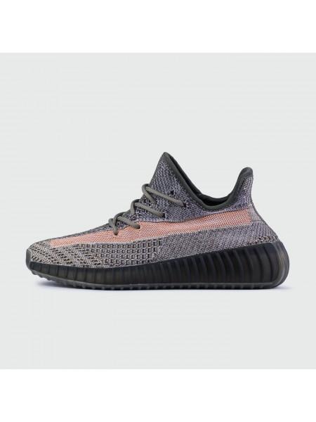 Кроссовки Adidas Yeezy 350 boost V2 Ash Stone