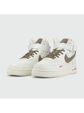 Кроссовки Nike Air Force 1 Mid Cream