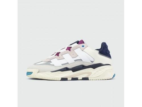 Кроссовки Adidas Niteball White / Beige