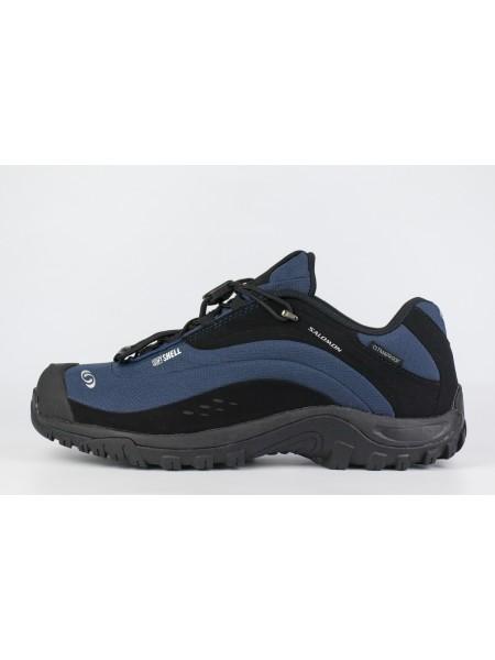 Кроссовки Salomon Shoes Fury Black / Blue