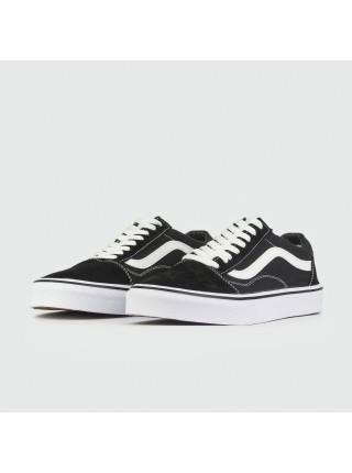 Кеды Vans Old Skool Black / White