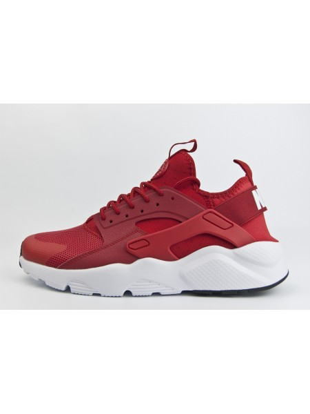 Кроссовки Nike Air Huarache Ultra Red / White