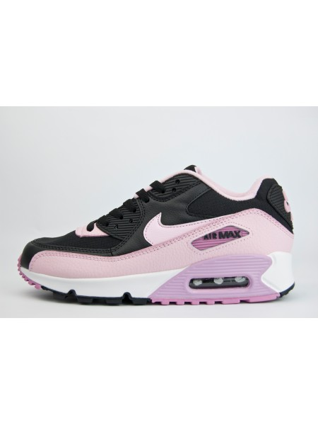 Кроссовки Nike Air Max 90 Wmns Black / Pink